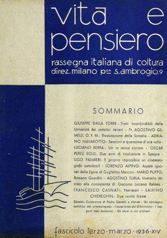 Aspetti ignorati della figura di Guglielmo Marconi