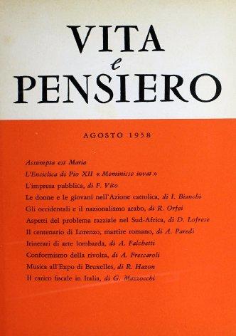 Considerazioni sul carico fiscale in Italia