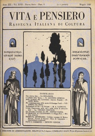 Dalla apostasìa alla conversione: Ausonio Franchi