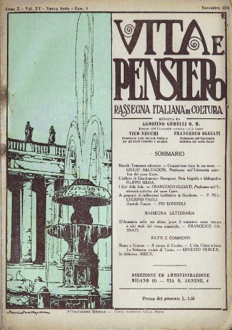 Fatti e commenti: Roma e Ginevra - Il ritorno di Combes - L'alta Chiesa tedesca - La Settimana sociale di Torino.