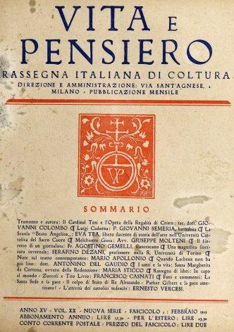 Il fioretto di un gionalista. A proposito di un volume di O. Cavara