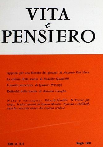 Il gioco-poesia di Fausto Melotti