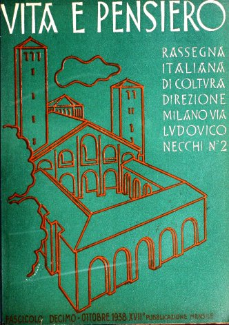 Il quinto convegno degli scrittori cattolici