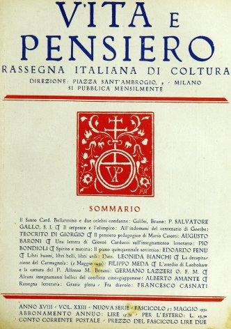 Il Santo Card. Bellarmino e due ebri condanne: Galilei, Bruno