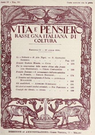 Il Trentino nel risorgimento d'Italia