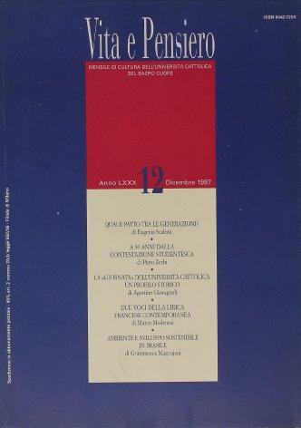 La «Giornata» dell'Università cattolica e la storia della chiesa in Italia
