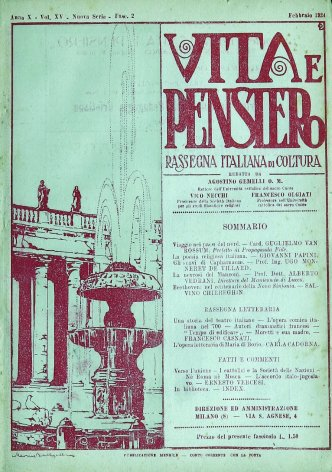 La poesia religiosa italiana