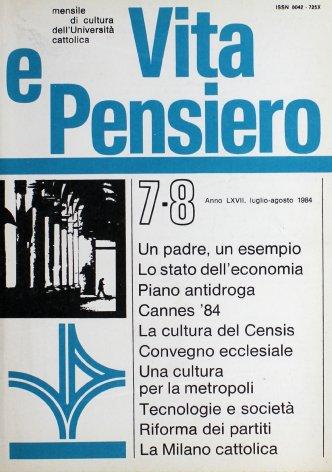 La vera anima della società italiana