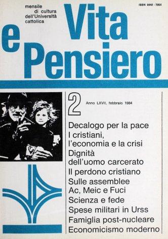 Laici cristiani oggi in Italia