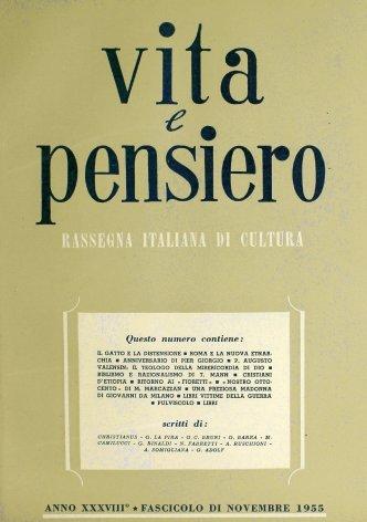 «Nostro Ottocento» di M. Marcazzan