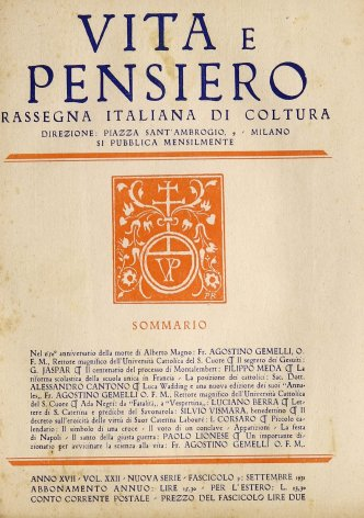 Lettere di S. Caterina e prediche del Savonarola