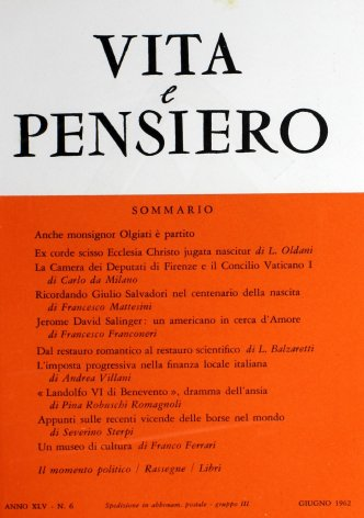 L'imposta progressiva nella finanza locale italiana