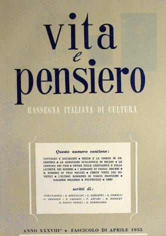 L'ultimo romanzo di Vasco Pratolini