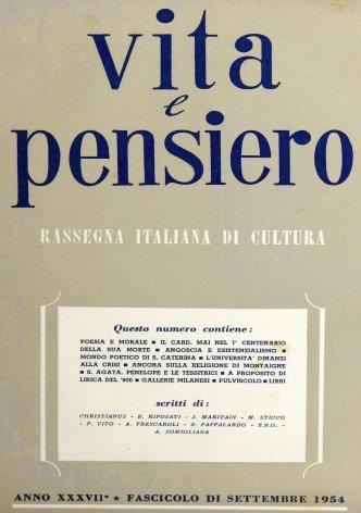 Mondo poetico di Santa Caterina da Siena