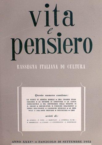 Nel centenario della nascita di Alfredo Oriani
