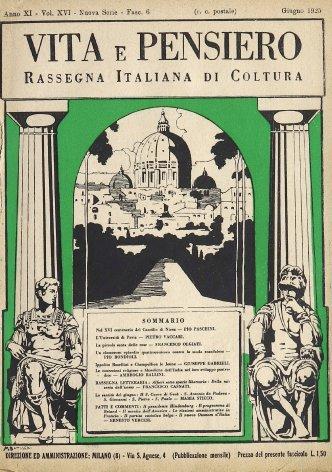 Nel XVI centenario del Concilio di Nicea