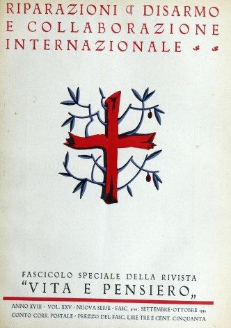 Quindici anni dopo: La lettera di Benedetto XV ai popoli belligeranti nell'agosto 1917