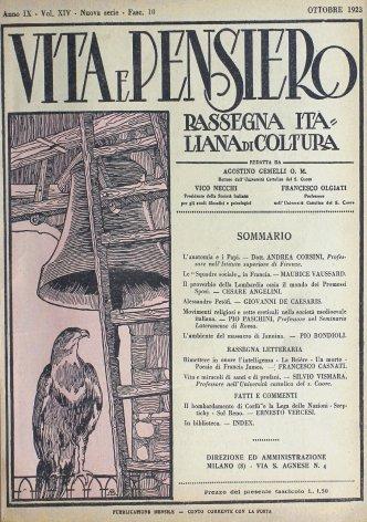 Rassegna letteraria:  Romanzi di Marino Moretti