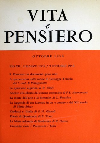 S. Francesco d'Assisi in documenti poco noti