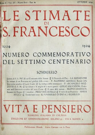 S. Francesco e il movimento dei laudesi