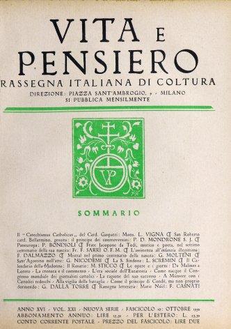 San Roberto card. Bellarmino gesuita: il principe dei controversisti