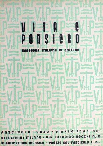 Un poeta ermetico: Alfonso Gatto