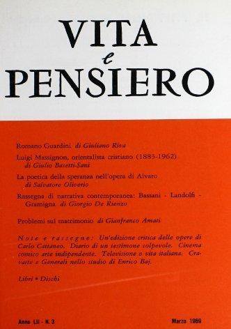Un'edizione critica delle opere di Carlo Cattaneo