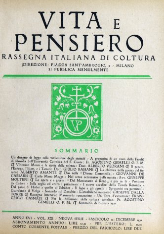 Vincenzo Monti e la storia della scienza