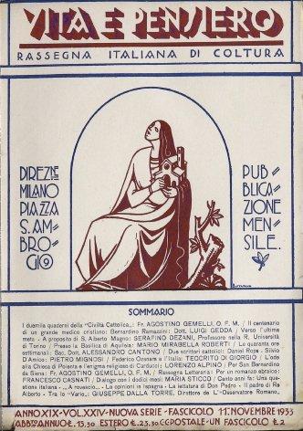 VITA E PENSIERO - 1933 - 11
