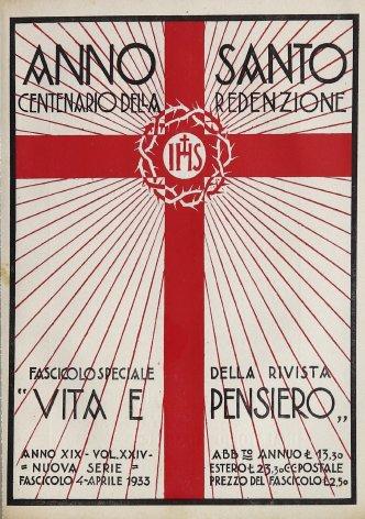 VITA E PENSIERO - 1933 - 4