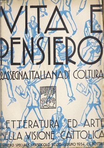 VITA E PENSIERO - 1934 - 6