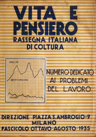 VITA E PENSIERO - 1935 - 8