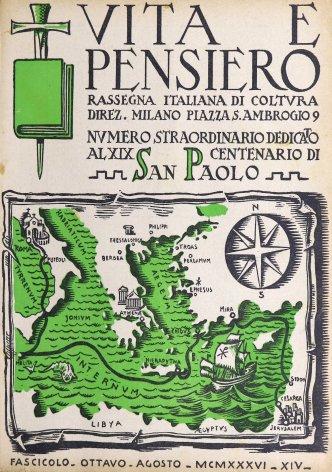 VITA E PENSIERO - 1936 - 8