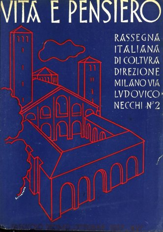 VITA E PENSIERO - 1937 - 10