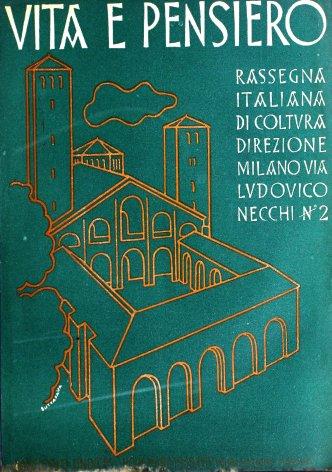 VITA E PENSIERO - 1938 - 11