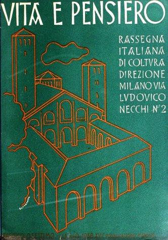VITA E PENSIERO - 1938 - 7