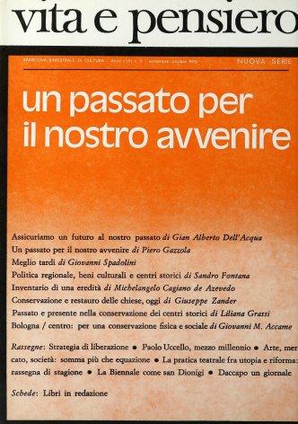 VITA E PENSIERO - 1975 - 5