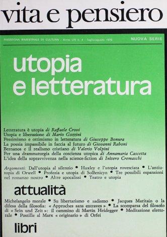 VITA E PENSIERO - 1976 - 4