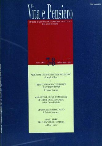 VITA E PENSIERO - 1997 - 7-8