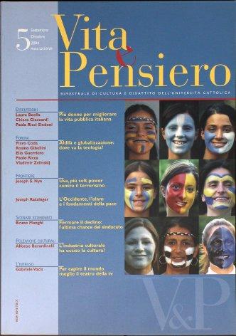 VITA E PENSIERO - 2004 - 5