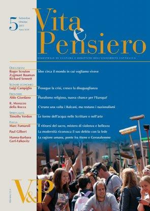 VITA E PENSIERO - 2011 - 5