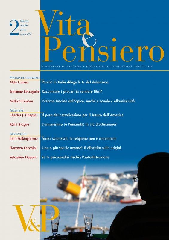VITA E PENSIERO - 2012 - 2