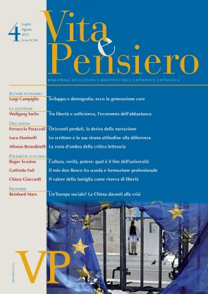 VITA E PENSIERO - 2015 - 4