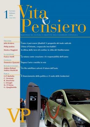 VITA E PENSIERO - 2016 - 1
