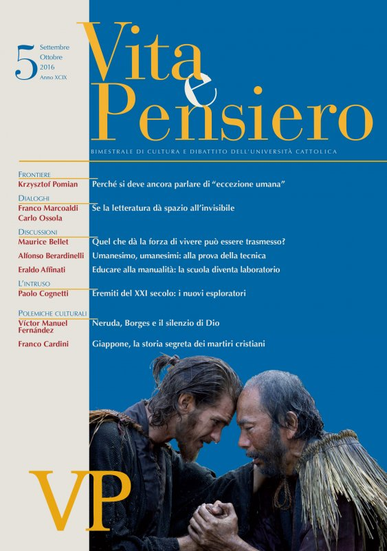 VITA E PENSIERO - 2016 - 5