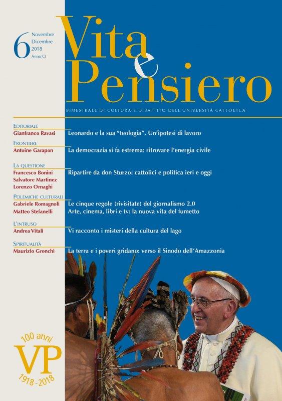 VITA E PENSIERO - 2018 - 6