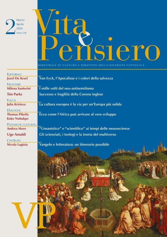 VITA E PENSIERO - 2020 - 2