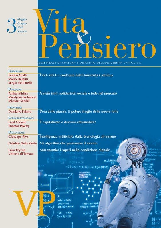 VITA E PENSIERO - 2021 - 3