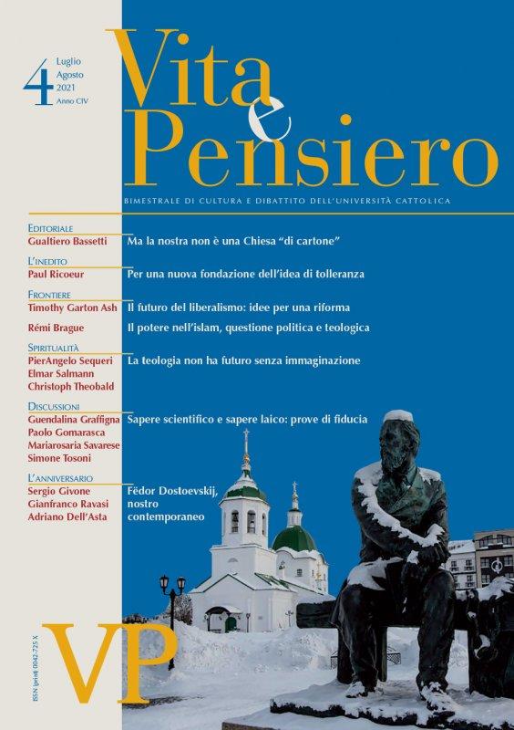 VITA E PENSIERO - 2021 - 4