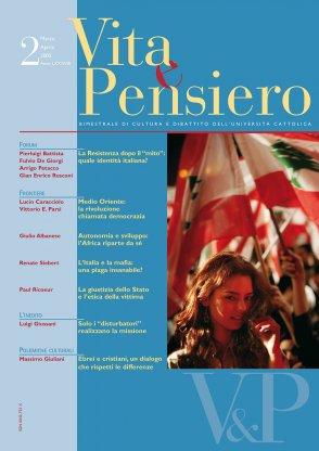 VITA E PENSIERO - 2005 - 2